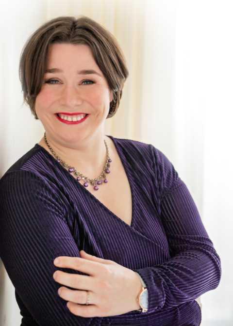 Marianne Dijkshoorn is de specialist in de toegankelijkheid van gebouwen, buitenruimte en evenementen.